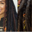 Customized/ Handmade locs (Human hair)